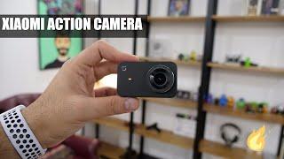 Xiaomi Action Camera 4K - Budget Friendly GoPro Alternative