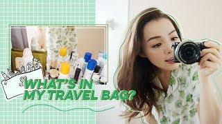 Trinh Mang Gì Đi Mỹ ♡ What's In My Travel Bag ♡ TrinhPham