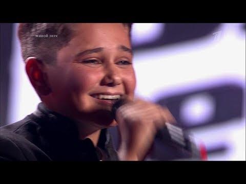 The Voice Kids Ru 2018 Robert Parlami Damore Mariu Blind
