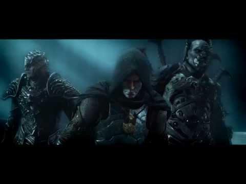 Shadow of Mordor Story Trailer - Sauron's Servants