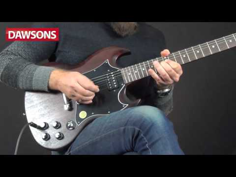 Gibson 2016 SG Review
