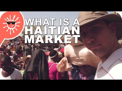 What Is A Haitian Market? What Is The Best Rum In The World? |Travel Video (Guesthost: Mike)