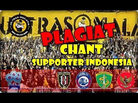 INILAH 4 NYANYIAN SUPPORTER INDONESIA YANG PALING SERING DIJIPLAK OLEH MALAYSIA !!! Mp3