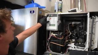 Scottsman ice machine service