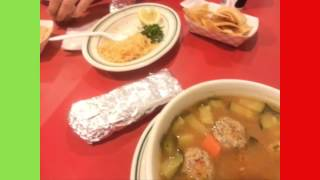Tehjew22 Eats Albondigas
