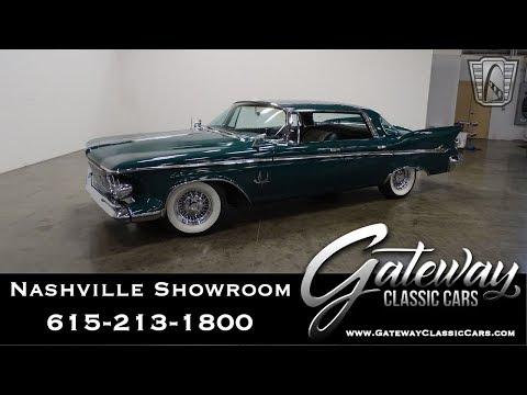 1961 Chrysler Imperial, Gateway Classic Cars-Nashville # 976