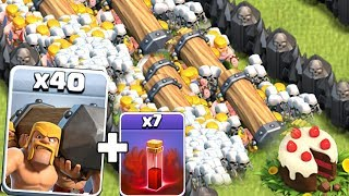 BATTLE RAM SPAM TROLL!!! | Clash Of Clans |  NEW SECRETS IN COC?!?