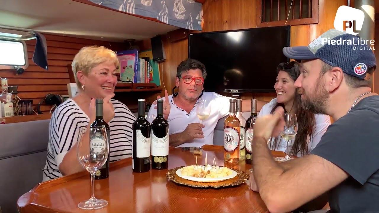 """Ofra: """"Hacer vino es una creación artística"""""""
