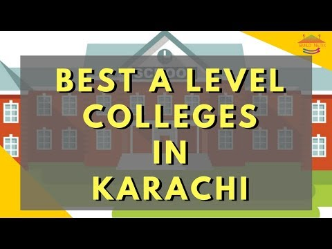 Best A Level Colleges in Karachi