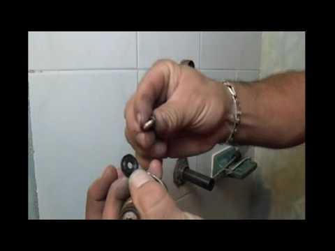 Como cambiar los empaques de las llaves de la regadera for Como desarmar una llave de ducha