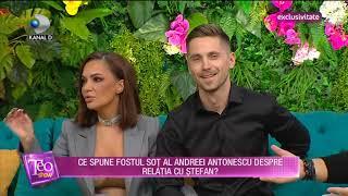 Teo Show (23.01.2020) - Ce spune fostul sot al Andreei Antonescu despre relatia cu Stefan?