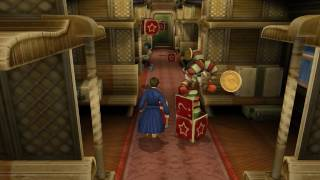 The Polar Express gameplay HD (PC 6min)