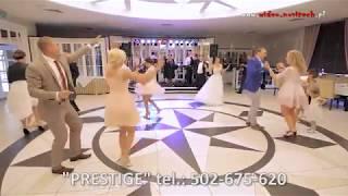 Zespół Prestige z Inowrocławia - Wesele Wiesi i Mateusza 15.07.2017r.