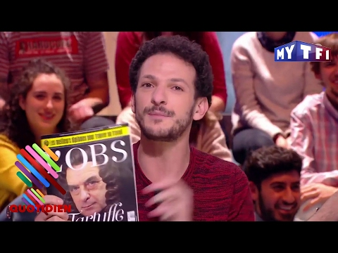 L'évangile selon Macron et le JDD : la revue de presse de Vincent Dedienne - Quotidien du 13 Février