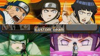 Naruto Ultimate Ninja Heroes Walkthrough Part 4 - Akatsuki