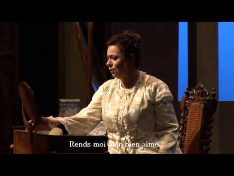 Aurélia LEGAY interprète la Comtesse Almaviva dans Les Noces de Figaro