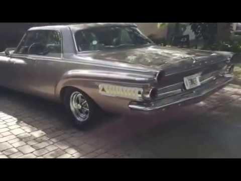 1962 Dodge Polara 500 413 cross ram