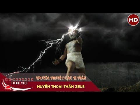 Huyền thoại thần Zeus | Thuyết minh