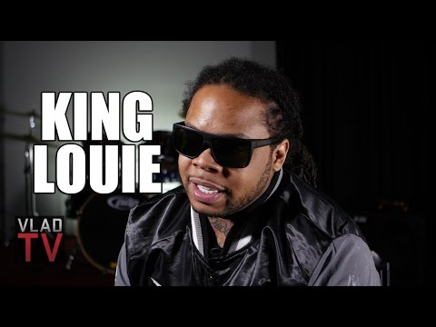 King Louie On Getting Shot 7 Times, Once In the Head: The Devil Did It