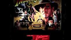 Indiana Jones pinball high scores from Blanding Billiards in Jacksonville FL