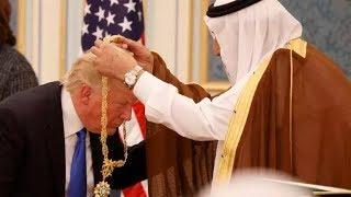 "Trump ""We need Saudi Arabia in fight against terrorism"""