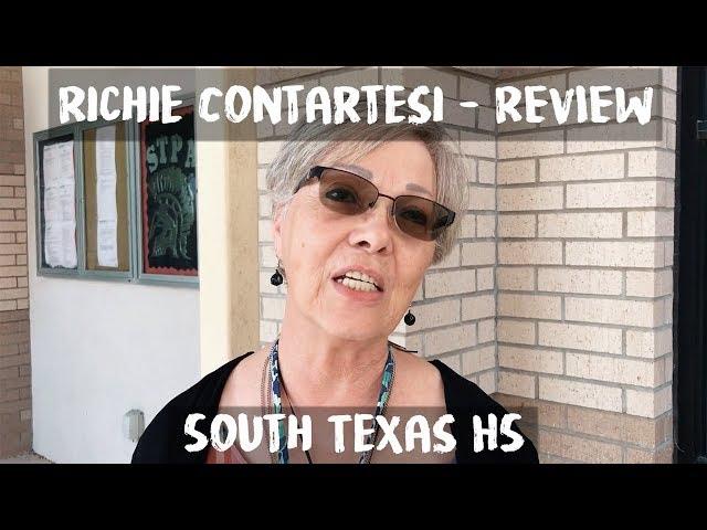 RICHIE CONTARTESI REVIEW - South Texas