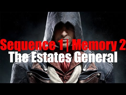 Assassin's Creed Unity | The Estates General