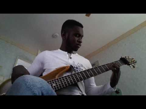 Joe Mettle Akokyem Nyame Bass Tutorial for Beginners