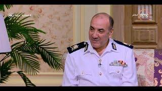 السفيرة عزيزة - اللواء / محمود عبد الرازق  : سيتم توزيع كتيبات توعوية في وحدات المرور