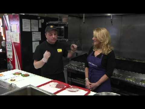 Theresa DeRosa's Chefs' Secrets - Wild Willys, Watertown, Mass