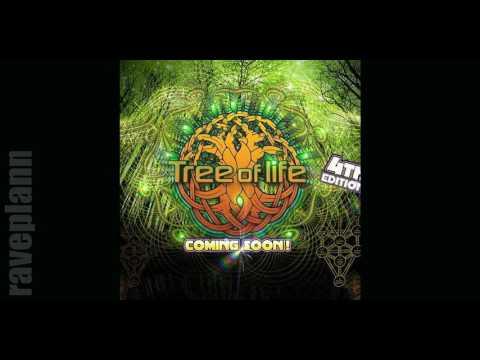 Progressive Psylex Psychedelic Vibrations Tree of Life festival entry