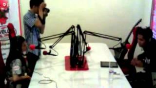 Cakra Khan Live Studio Evella FM