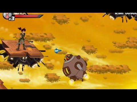 Game Ben 10 Samurai bien hinh Choi game Ben 10 Samurai bien hinh