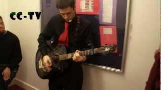 CC-TV -[Acoustic Jam] Vintage Soul Mash Up Cover Of