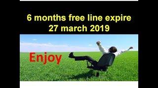 Six Months Free cline / cccam Expire 27 March 2019 HD line