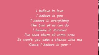 Video I Believe in Love by Gino Padilla download MP3, 3GP, MP4, WEBM, AVI, FLV Maret 2018