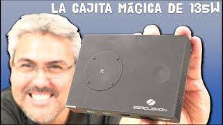 La caja mágica de 135W que cargará todos tus dispositivos a la vez