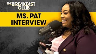 Comedian Ms. Pat Shares Her Life Story, Selling Crack, Getting Shot & More