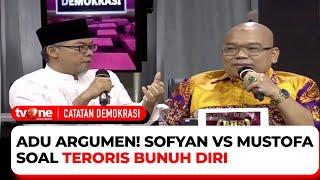 Sofyan: Kami yang Pernah Jadi Teroris, Orang Mau Lakukan Bom Bunuh Diri Itu Antre   tvOne