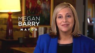 Meet Megan Barry