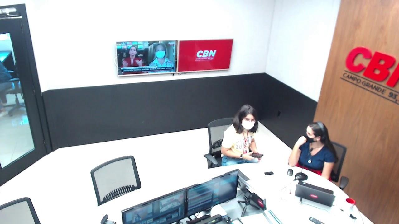 Programa CBN Campo Grande (19/02/2021): com Ingrid Rocha