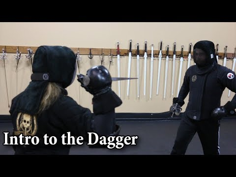 Introduction to the Dagger - Showcasing HEMA