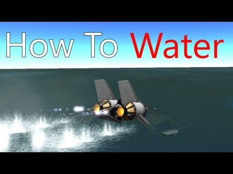 Kerbal Space Program: How To Water
