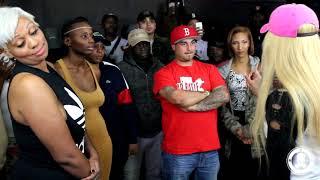 TEAM 40 presents 40 BARRS vs Shooney Da Rapper