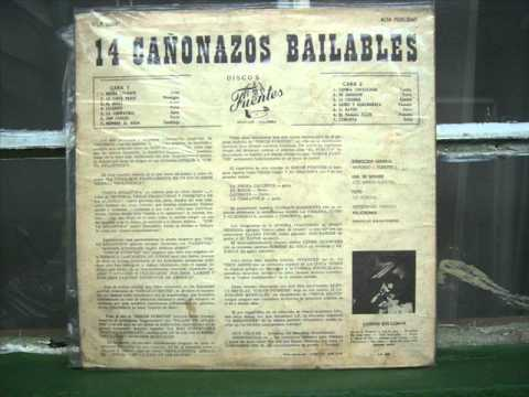 14 CAÑONAZOS BAILABLES VOL 01 1961) LP