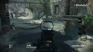 Call of Duty Ghost: Project 2.5 (PS4 game play)