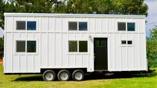Stunning Beautiful New Tiny House On Wheels For Sale   Living Design For A Tiny House