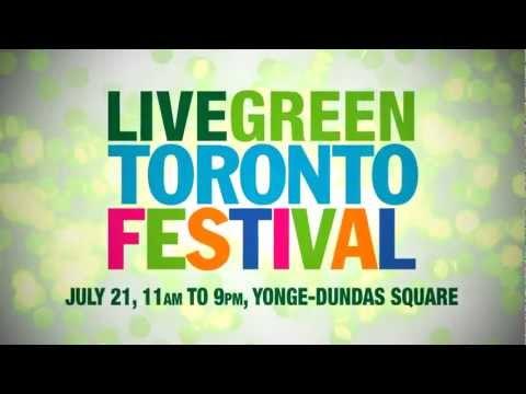 2012 Live Green Toronto Festival