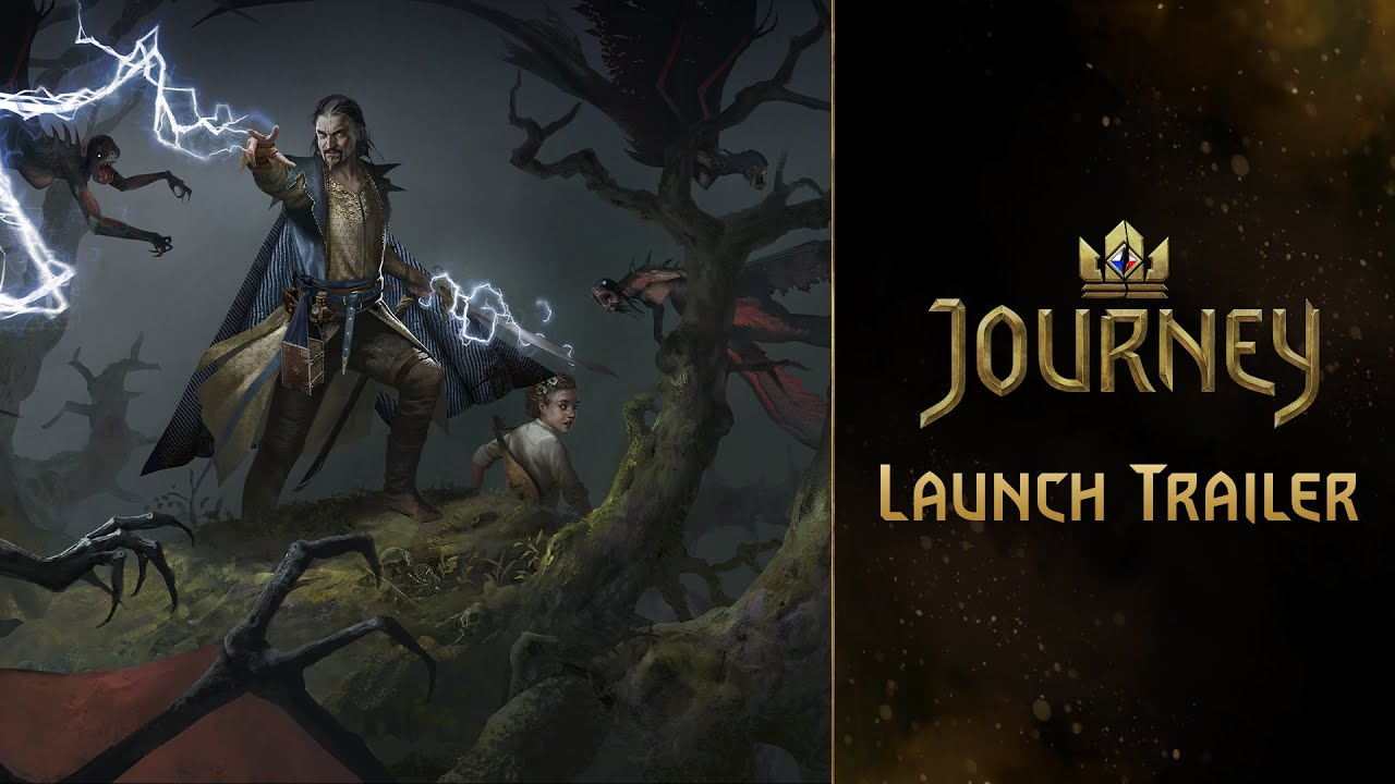 New game mode and third season of Journey now available in GWENT!