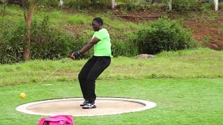 Kenya's hammer throwers eager for commonwealth glory